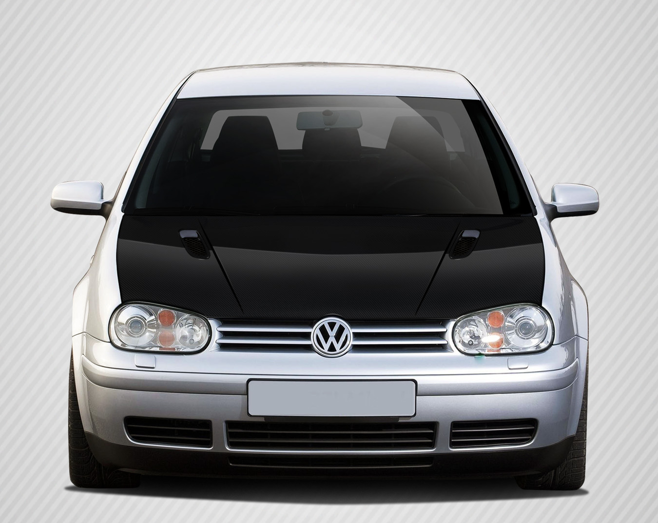 2002 volkswagen golf all hood bodykit volkswagen golf. Black Bedroom Furniture Sets. Home Design Ideas