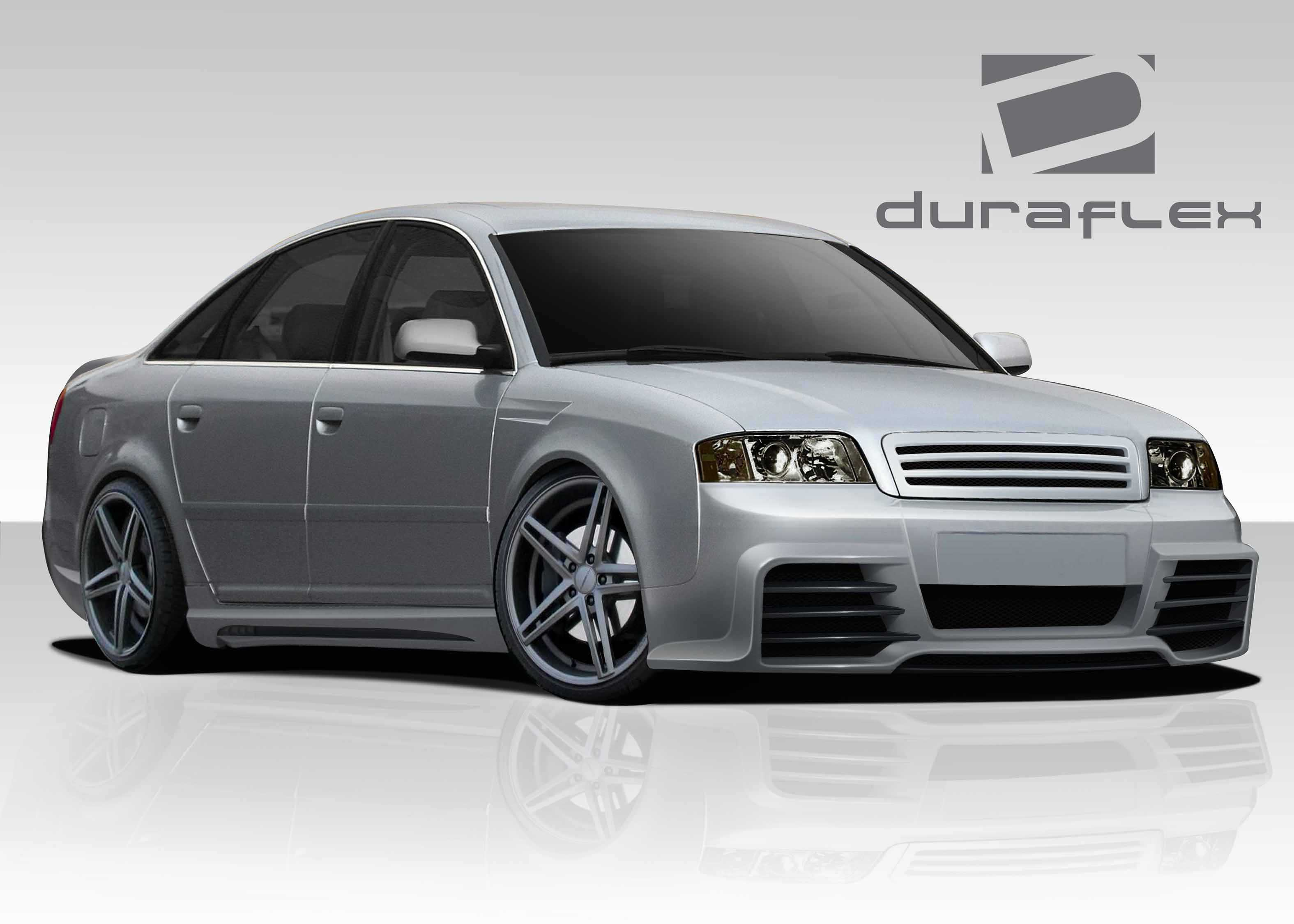 welcome to extreme dimensions item group 1998 2004 audi a6 s6 4dr wagon duraflex ct r body. Black Bedroom Furniture Sets. Home Design Ideas