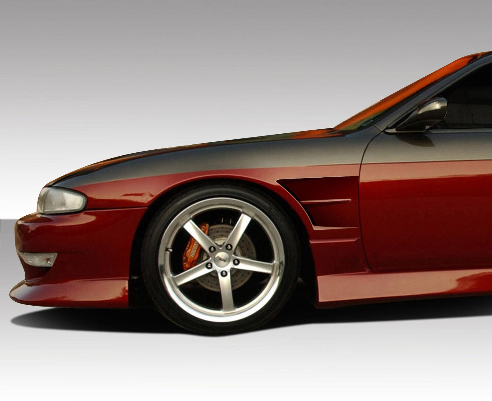 95-96 Fits Nissan 240SX B-Sport Duraflex Body Kit- Front
