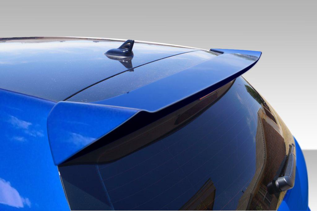 10 16 volkswagen golf os r overstock body kit wing spoiler. Black Bedroom Furniture Sets. Home Design Ideas