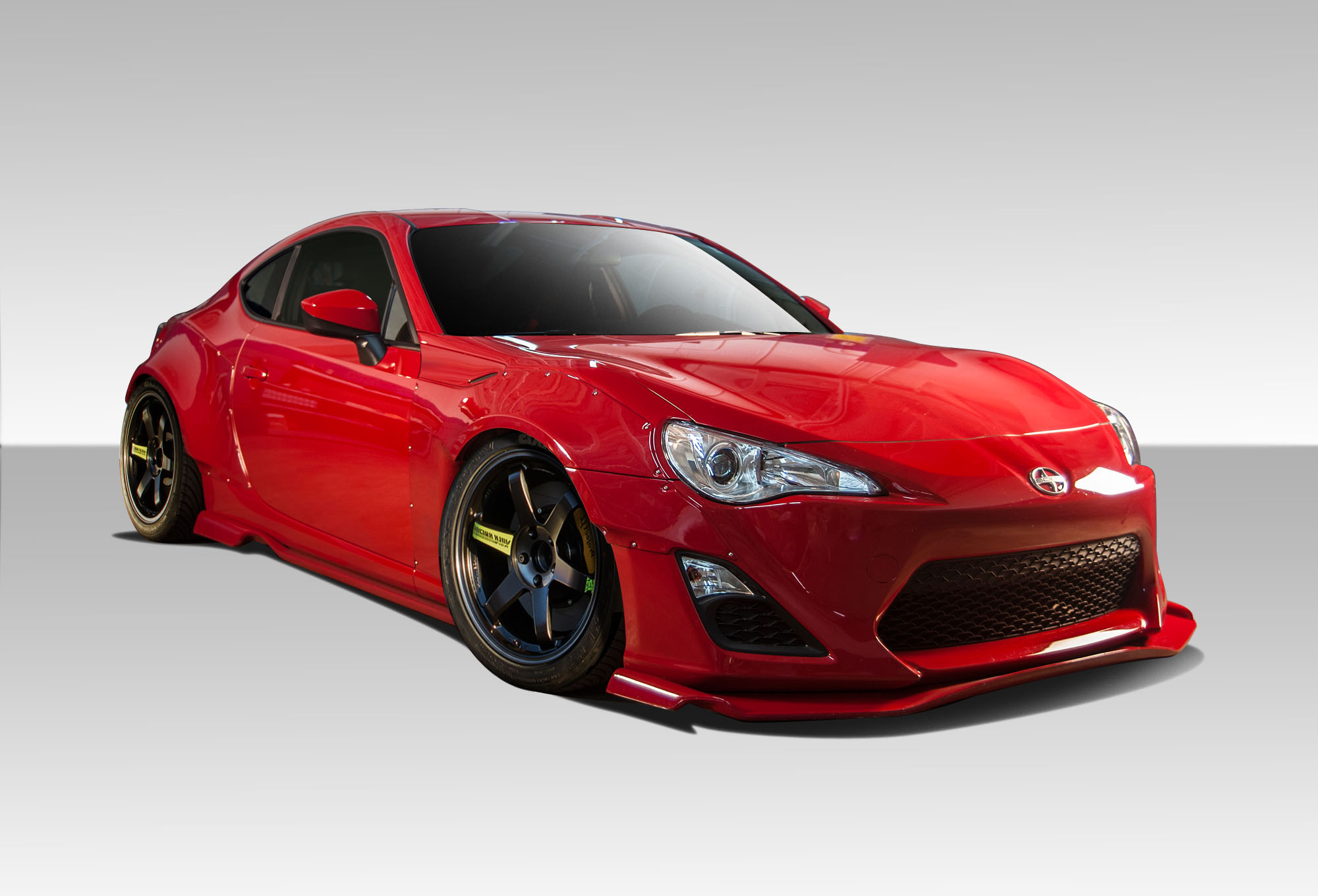 2013 scion frs kit body kit 2013 2016 scion fr s. Black Bedroom Furniture Sets. Home Design Ideas
