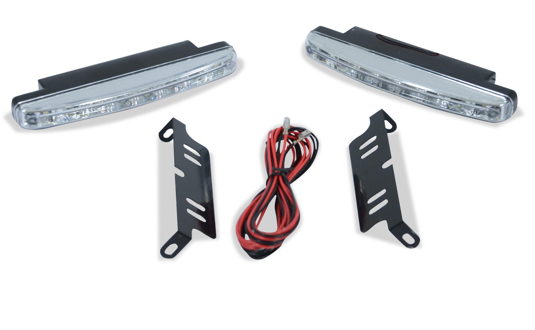 Lighting Bodykit for 2016 Universal Universal ALL - LED Daytime Running Light 1 - 2 Piece