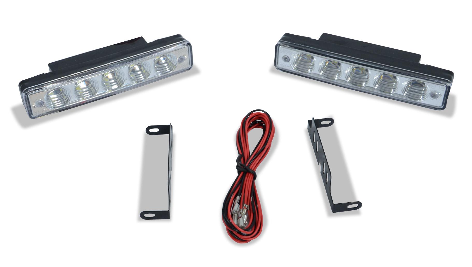 Lighting Bodykit for 2016 Universal Universal ALL - LED Daytime Running Light 2 - 2 Piece