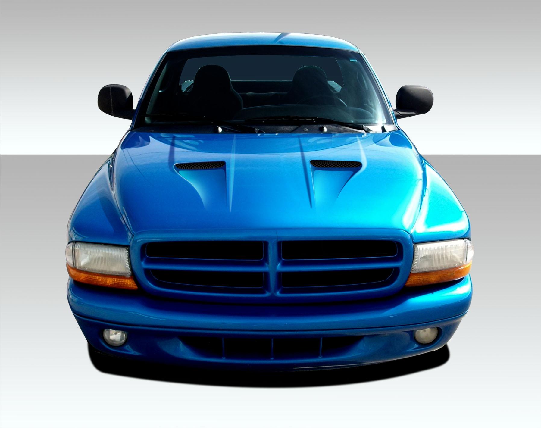 on 1992 Dodge Durango