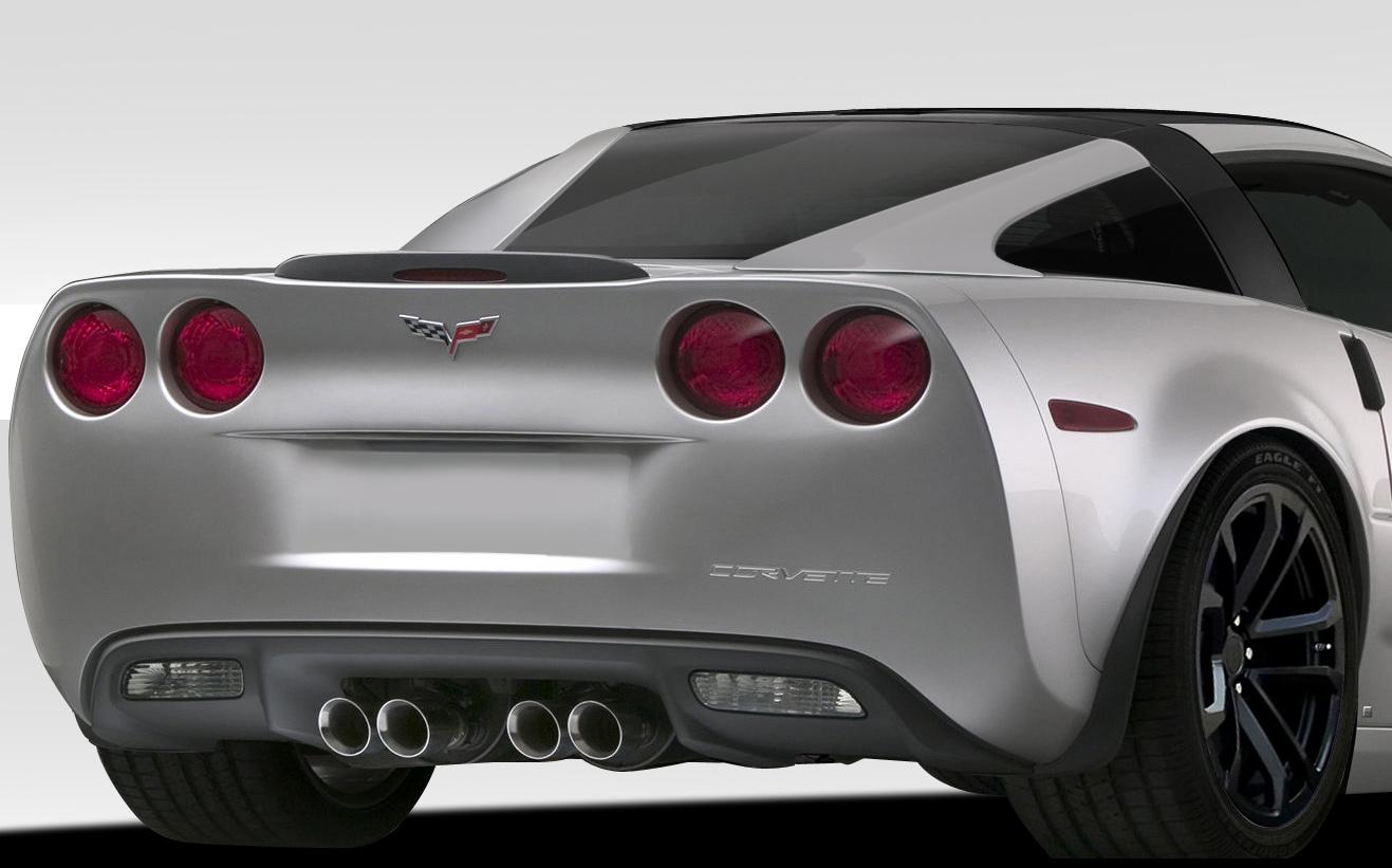 05 13 Chevrolet Corvette Stingray Look Duraflex Halo Window Roof Rails 109342 Ebay