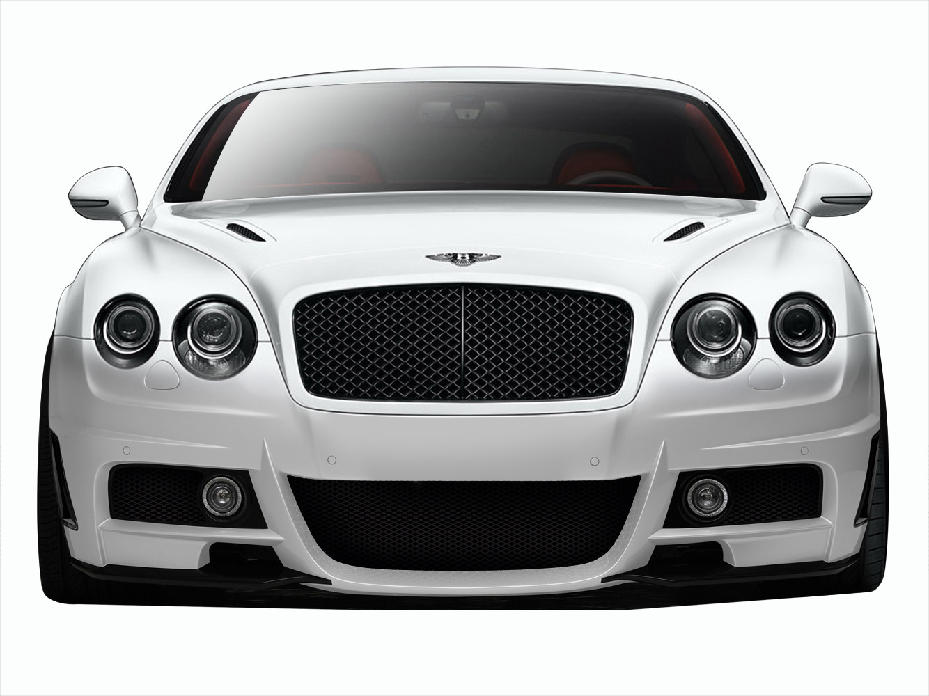 on 1995 Bentley Continental Gt