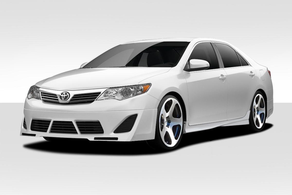 2013 toyota camry fiberglass kit body kit 2012 2014. Black Bedroom Furniture Sets. Home Design Ideas