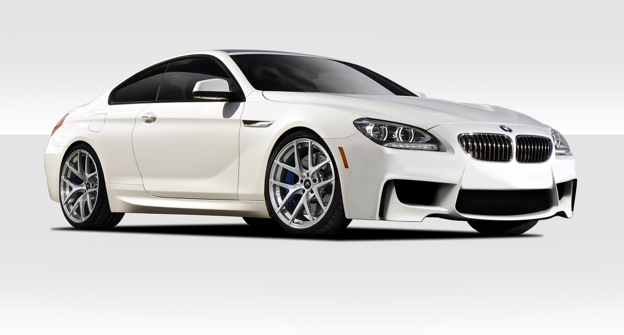 2016 BMW 6 Series Kit Body