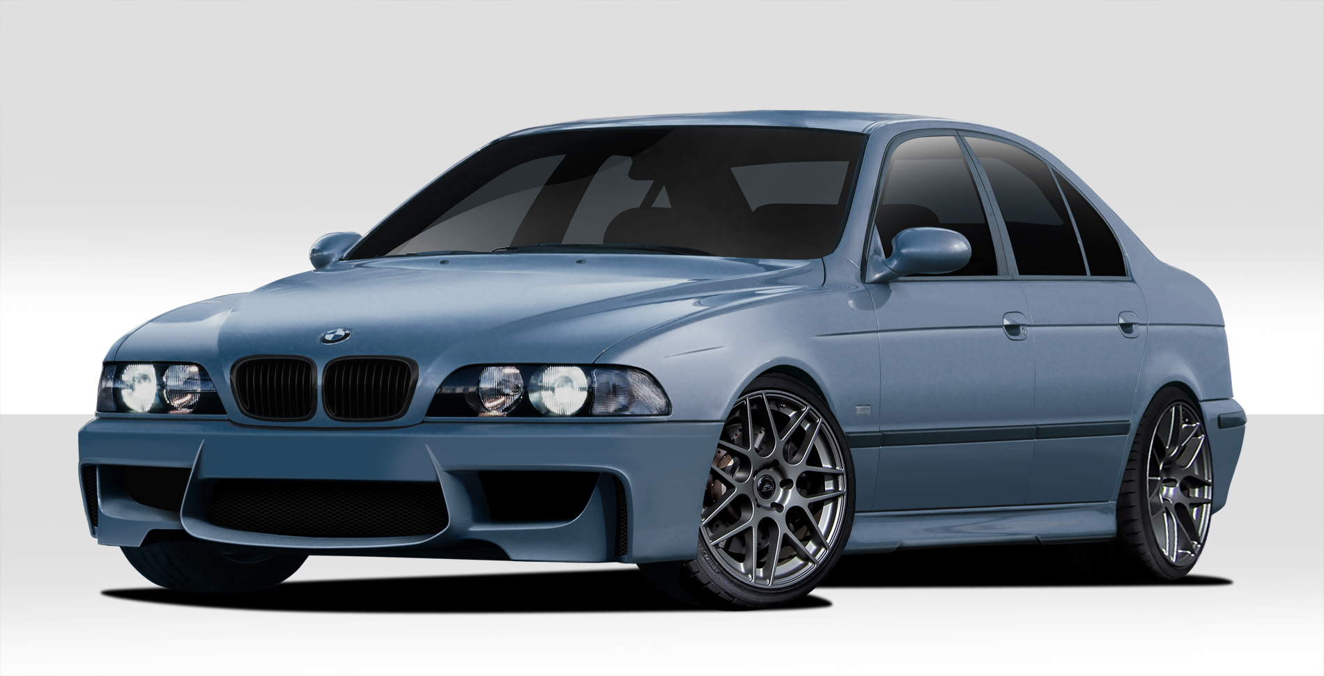 welcome to extreme dimensions item group 1997 2003 bmw 5 series m5 e39 4dr duraflex 1m. Black Bedroom Furniture Sets. Home Design Ideas