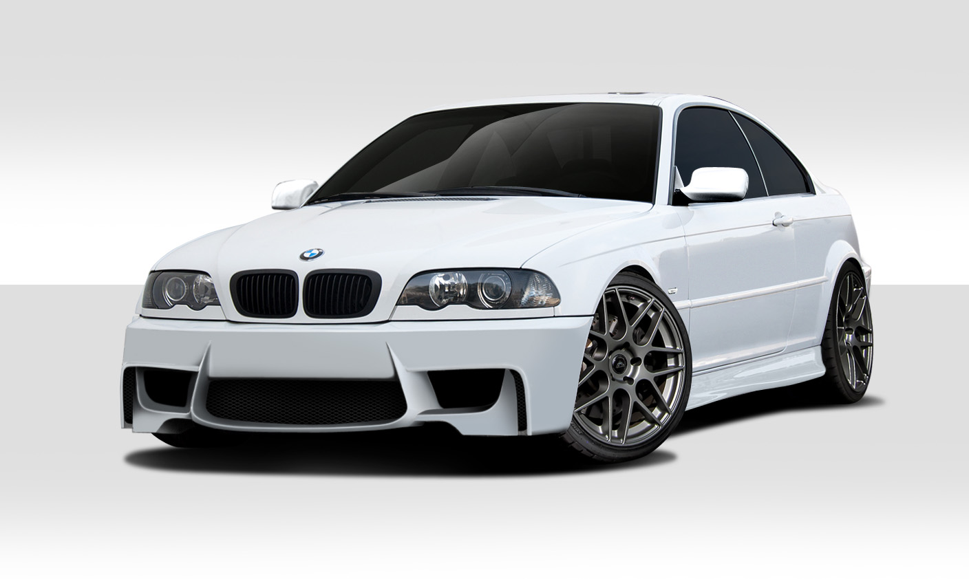 1999 2005 bmw 3 series e46 duraflex 1m look body kit 4. Black Bedroom Furniture Sets. Home Design Ideas