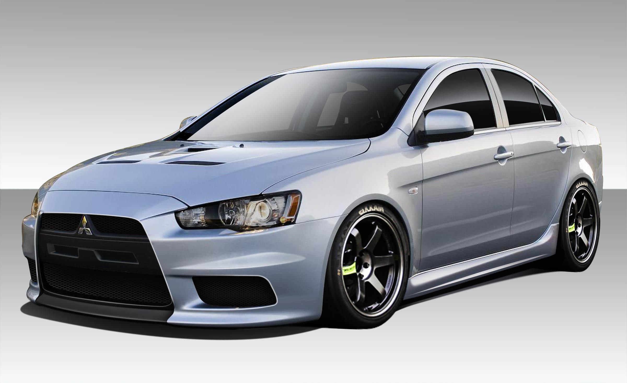 welcome to extreme dimensions item group 2008 2017 mitsubishi lancer duraflex evo x v3 body kit 4 piece
