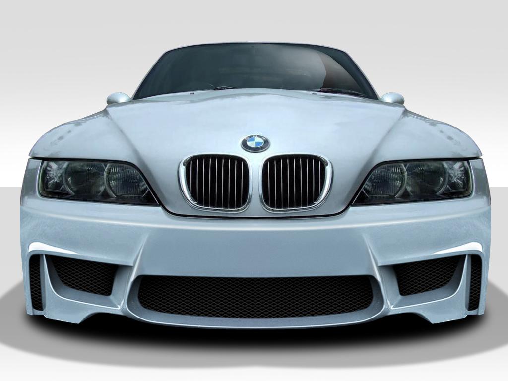 2001 Bmw Z3 Fiberglass Front Bumper Body Kit 1996 2002