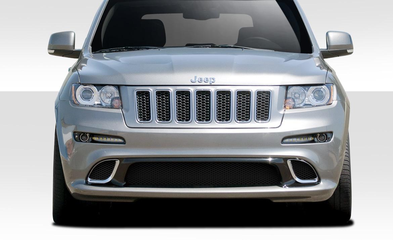 Image is loading 11 13 jeep grand cherokee srt look duraflex