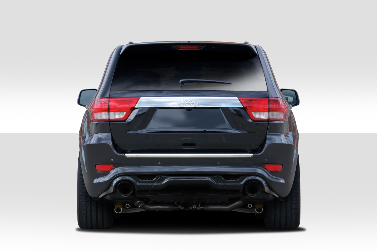 extreme dimensions 2011-2015 jeep grand cherokee duraflex srt look