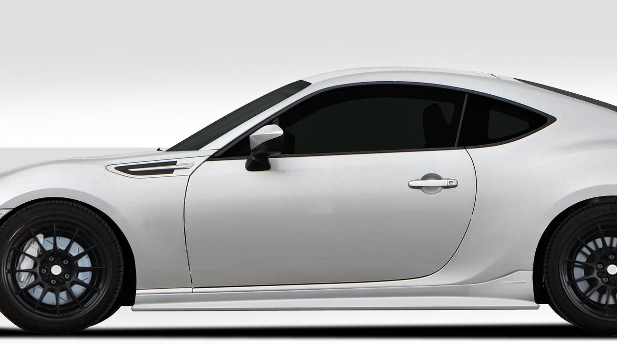 Subaru brz black and white dresses