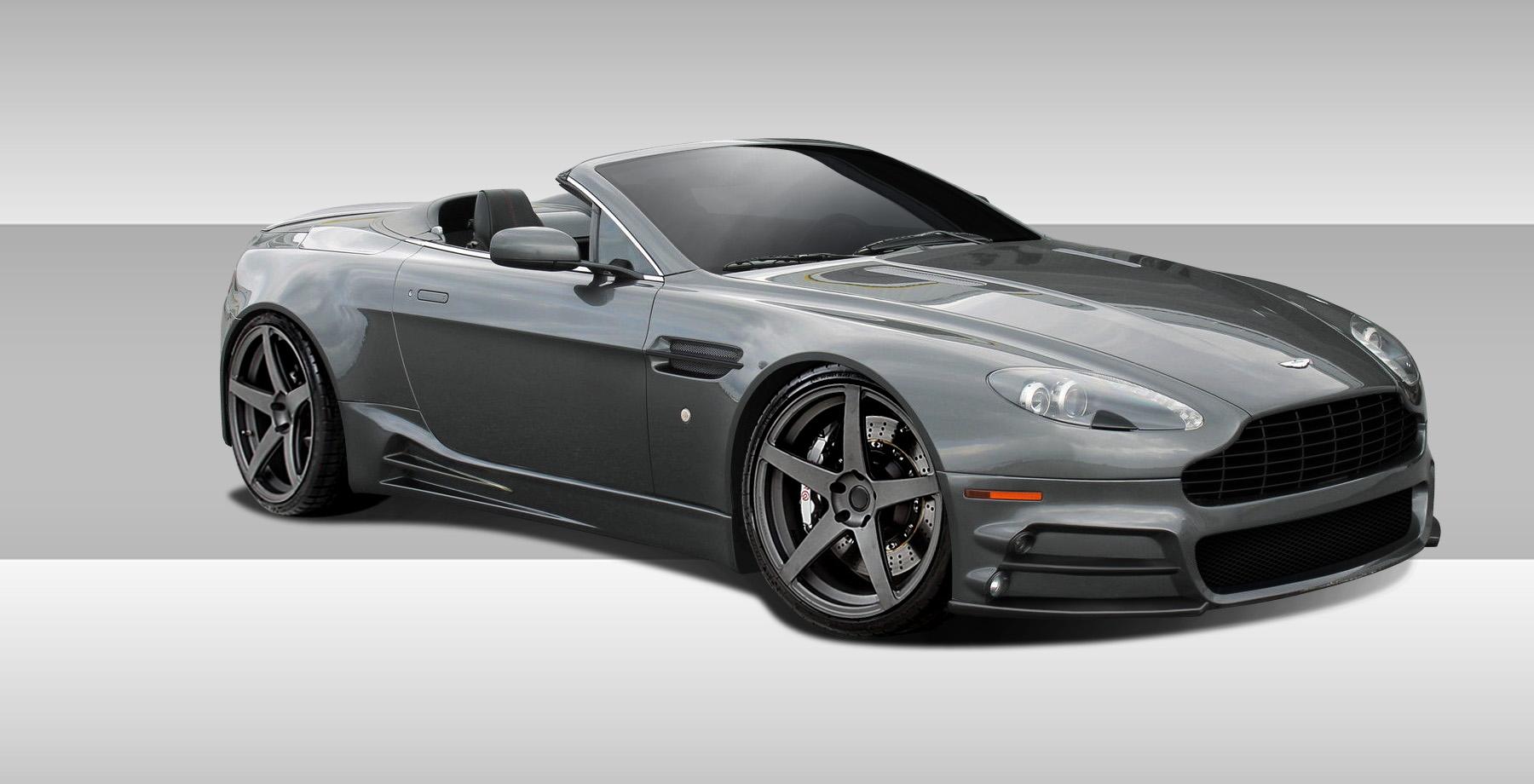 06 16 Aston Martin Vantage Eros V 1 Duraflex Full Body Kit 109647 Ebay