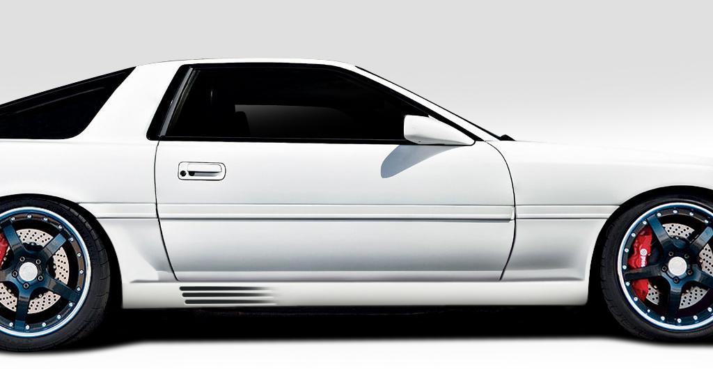 86 92 Toyota Supra Spec R Duraflex Side Skirts Body Kit 109660 Ebay