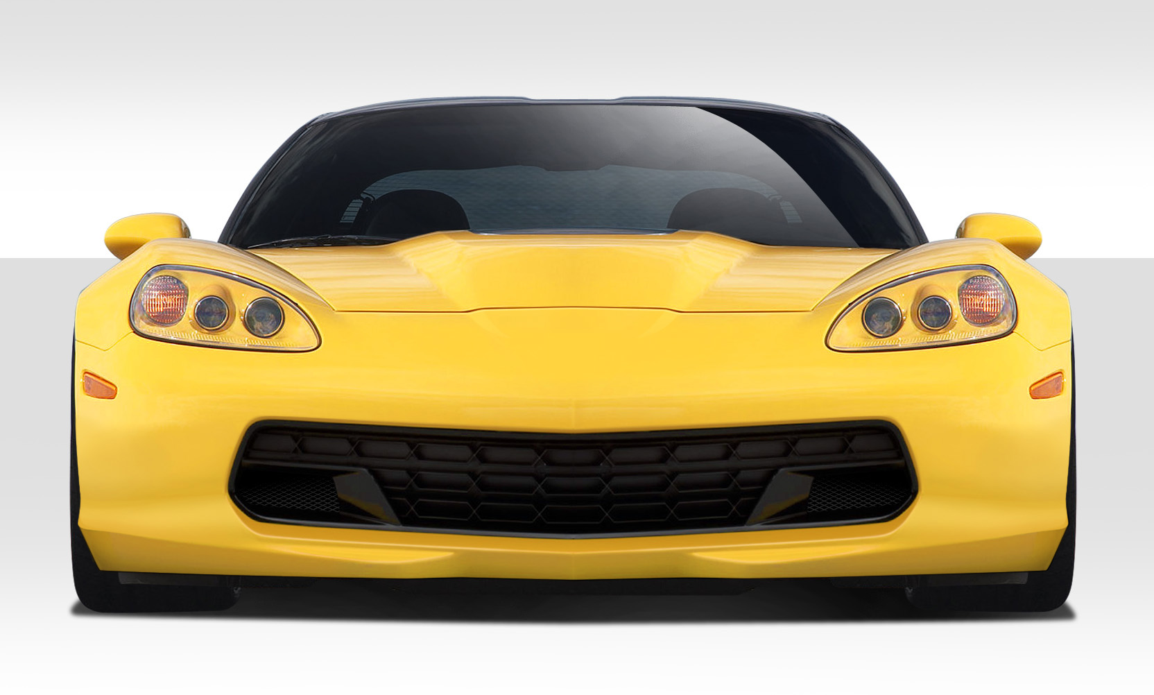 2005 2013 Chevrolet Corvette C6 Duraflex Stingray Z Front