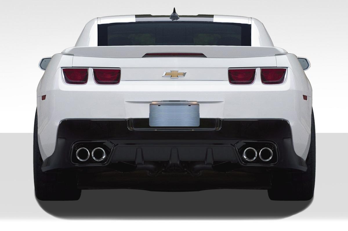 Camaro Bumper Guard : Chevrolet camaro duraflex z look rear bumper