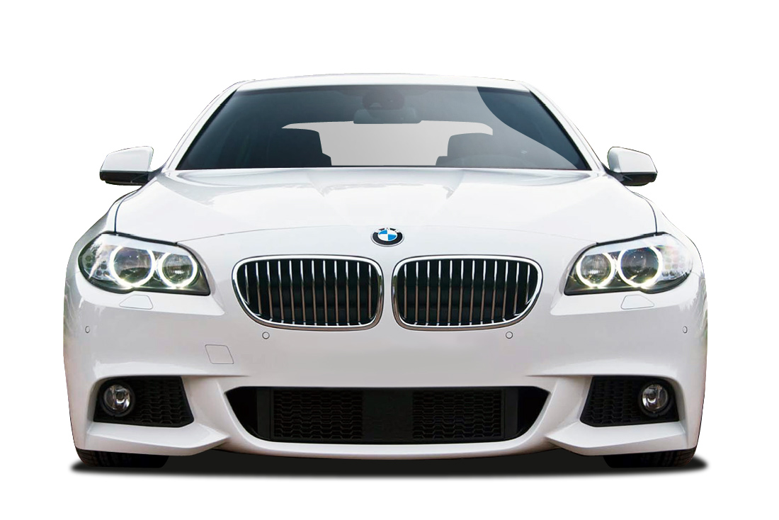 2015 BMW 5 Series ALL - Polypropylene Front Bumper Bodykit - BMW 5 Series F10 Vaero M Sport Look Front Bumper Cover ( with PDC , without Side Cameras