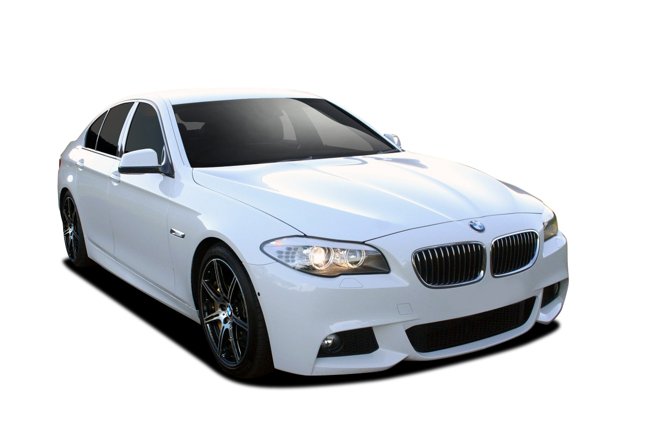 2015 BMW 5 Series 4DR - Polypropylene Body Kit Bodykit - BMW 5 Series 528i F10 Vaero M Sport Look Body Kit ( without PDC , with Side Cameras ) - 5 Pie