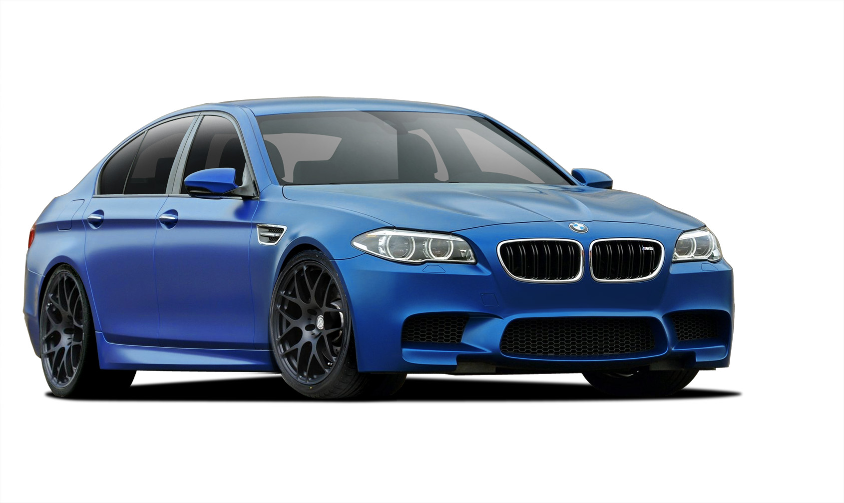 Polypropylene Body Kit Bodykit for 2015 BMW 5 Series 4DR - BMW 5 Series F10 Vaero M5 Look Conversion Kit ( without PDC , with Washer , without Camera