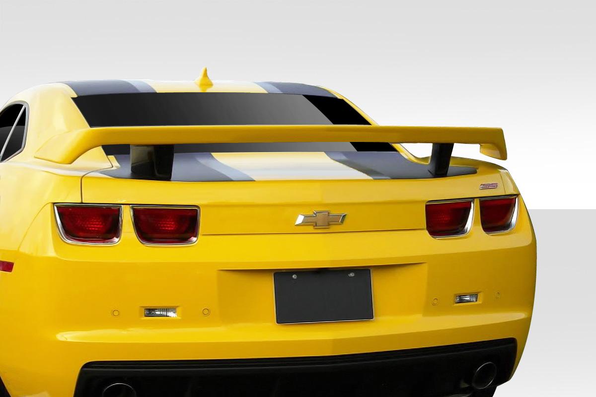 Chevrolet Camaro Bodykit >> 10-13 Chevrolet Camaro High Wing Duraflex Body Kit-Wing/Spoiler!!! 109966 | eBay
