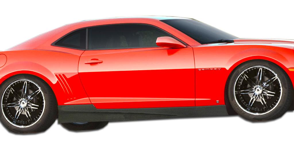 Extreme Dimensions 2010 2014 Chevrolet Camaro Carbon