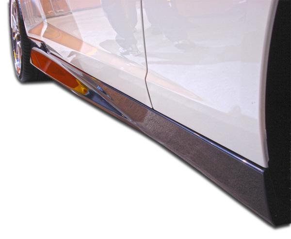 2015 Chevrolet Camaro ALL - Polyurethane Sideskirts Bodykit - Chevrolet Camaro Polyurethane GM-X Side Skirts Rocker Panels - 2 Piece