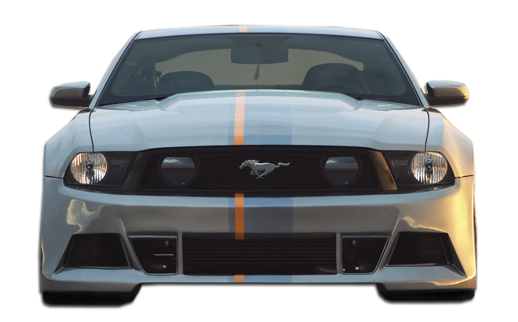 2010 2012 Ford Mustang Duraflex Tjin Edition Front Bumper