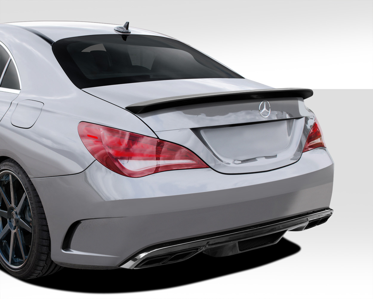 Welcome to Extreme Dimensions :: Inventory Item :: 2014-2015 Mercedes CLA Class Duraflex Black ...