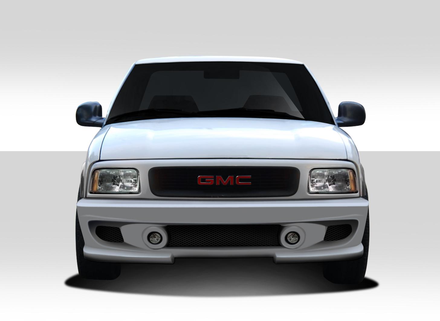 94-97 Chevy S10/Blazer 94-04 GMC Sonoma Duraflex BT-1 Front Bumper ...