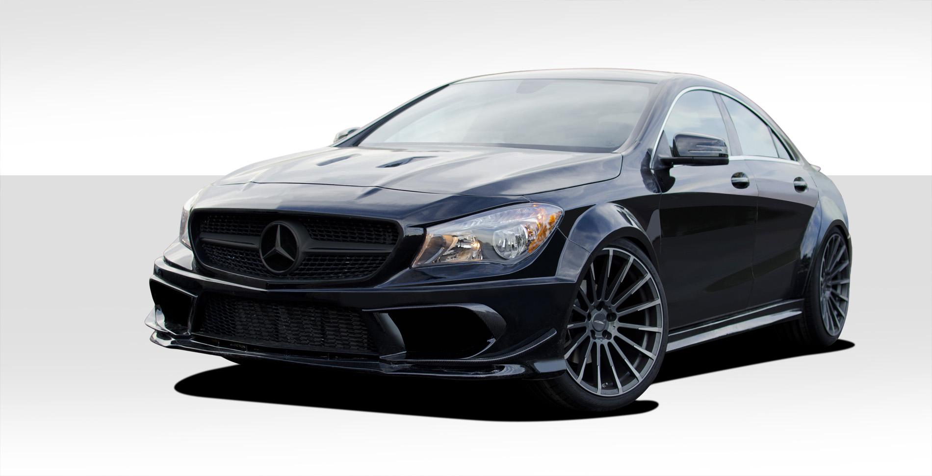 2014 2015 mercedes benz cla class duraflex black series for 2015 mercedes benz cla class