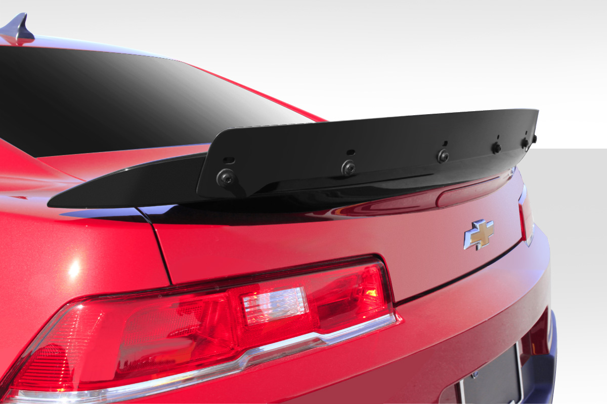 2014 2015 Chevy Camaro Duraflex Wicker Bill Look Wing