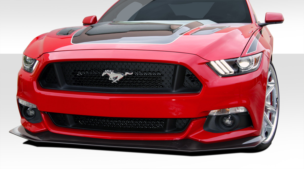 Image Is Loading   Ford Mustang Gt Concept Duraflex Front