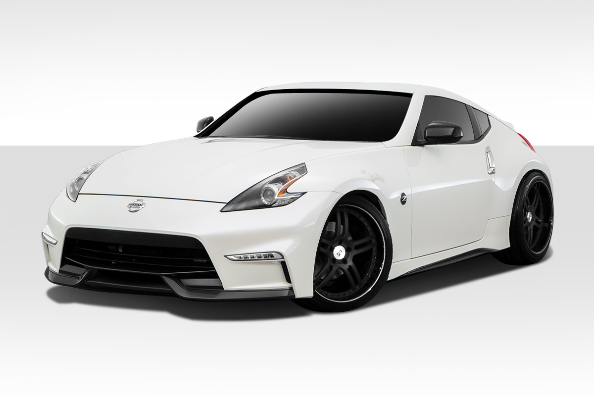 Welcome To Extreme Dimensions Item Group 2009 2018 Nissan 370z Z34 Duraflex N 3 Body Kit