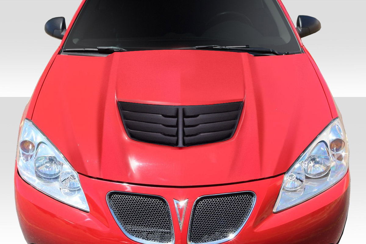 Hood Body Kit For 2008 Pontiac G6 2005 2010 Pontiac G6 Duraflex Stingray Z Hood 1 Piece Xsv