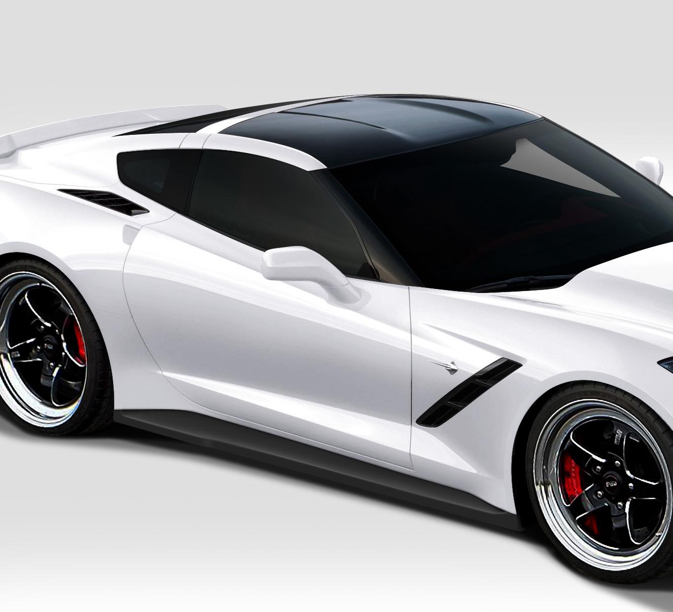 Welcome To Extreme Dimensions Inventory Item 2014 2018 Chevrolet Corvette C7 Duraflex Gran