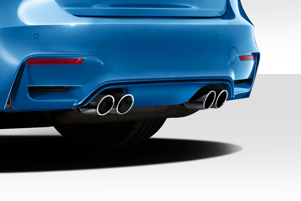 Welcome To Extreme Dimensions Inventory Item 2017 2018 Bmw 3 Series F30 4 F32 M3 M4 Look Exhaust 1 Piece