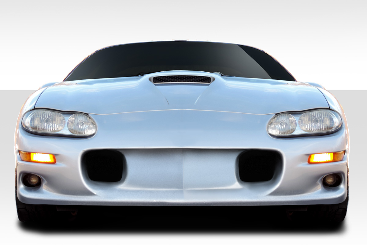 2002 Chevrolet Camaro  Front Bumper Body Kit - 1998-2002 Chevrolet Camaro Duraflex LE Designs Super Car Front Bumper - 1 Piece