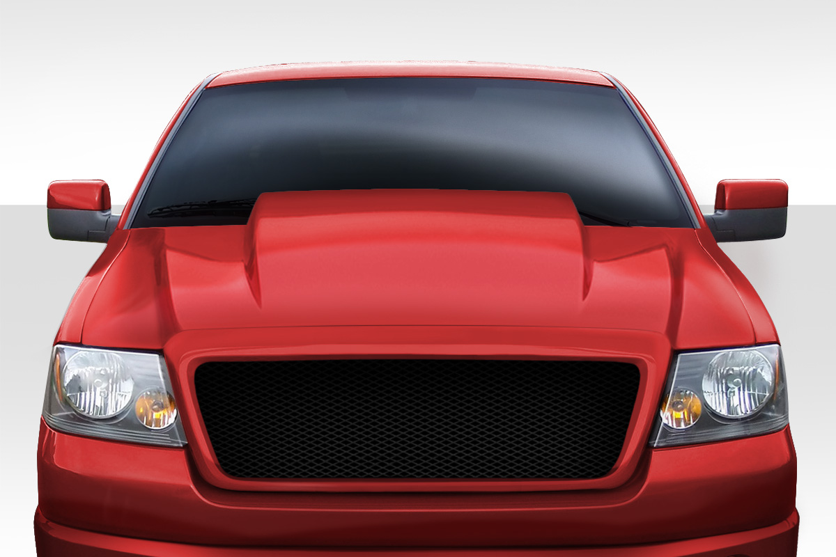 Ford F 150 Dimensions >> Welcome to Extreme Dimensions :: Inventory Item :: 2004-2008 Ford F-150 Duraflex Cowl Hood - 1 Piece