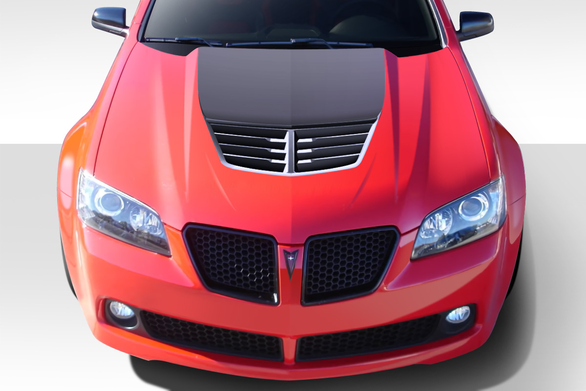 Welcome To Extreme Dimensions Inventory Item 2008 2009 Pontiac G8 Duraflex Stingray Z Hood