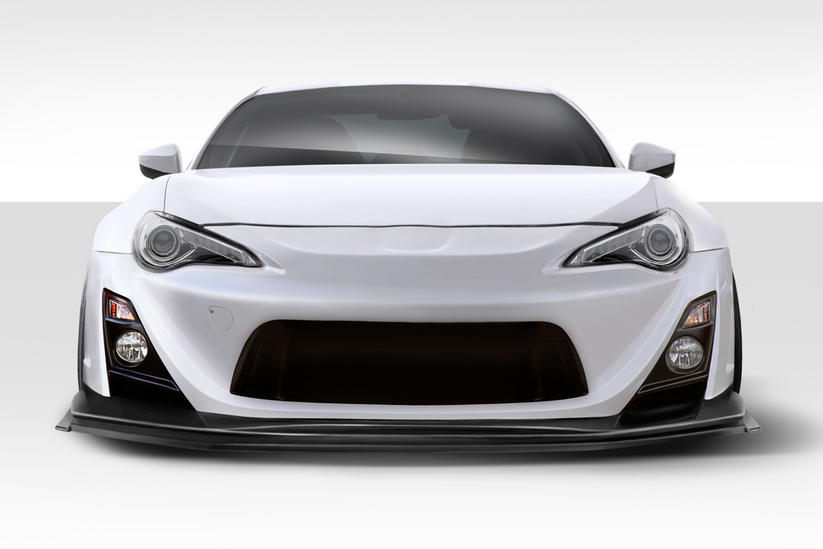 2013 2014 2015 2016 Scion FRS FR-S BRZ Front Bumper Lip Chin Splitter Body Kit