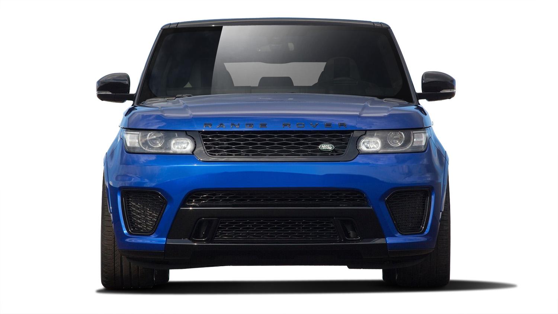 2014-2015 Land Rover Range Rover Sport Vaero SVR Look Front Bumper ...