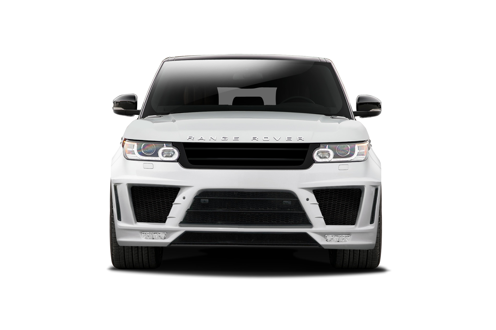 Polyurethane Front Bumper Body Kit For 2015 Land Rover Range Rover