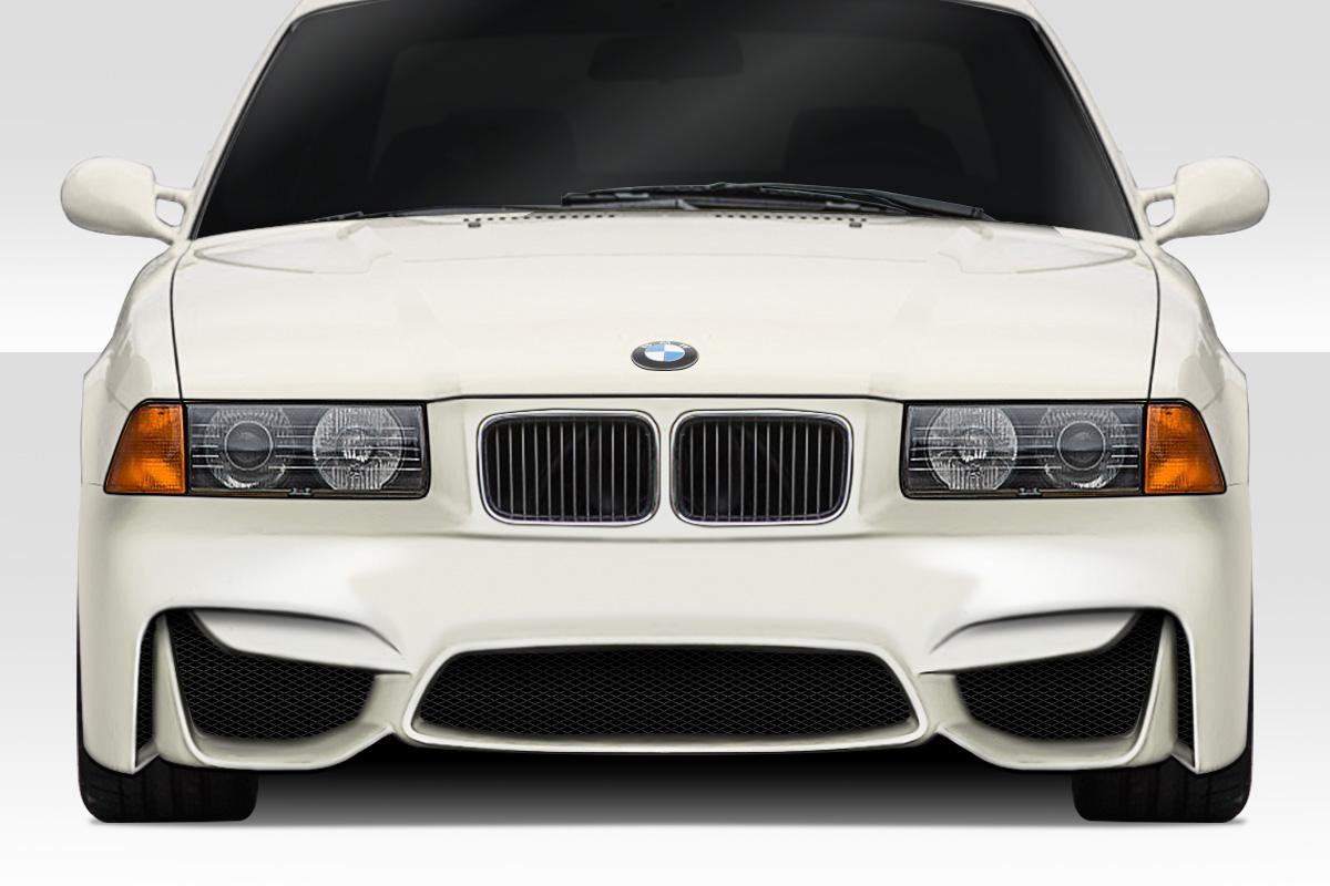1997 BMW 3 Series Front Bumper Body Kit - 1992-1998 BMW 3 ...