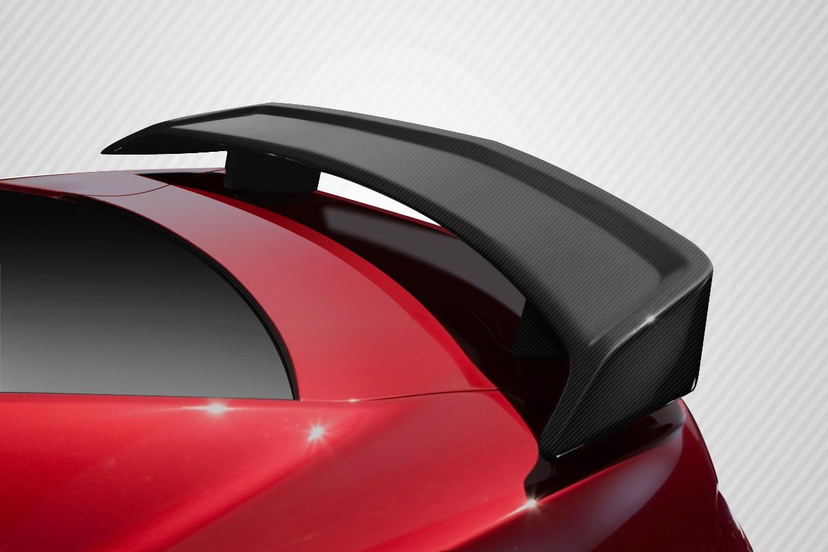 10 13 Chevrolet Camaro 2dr High Wing Carbon Fiber Body Kit