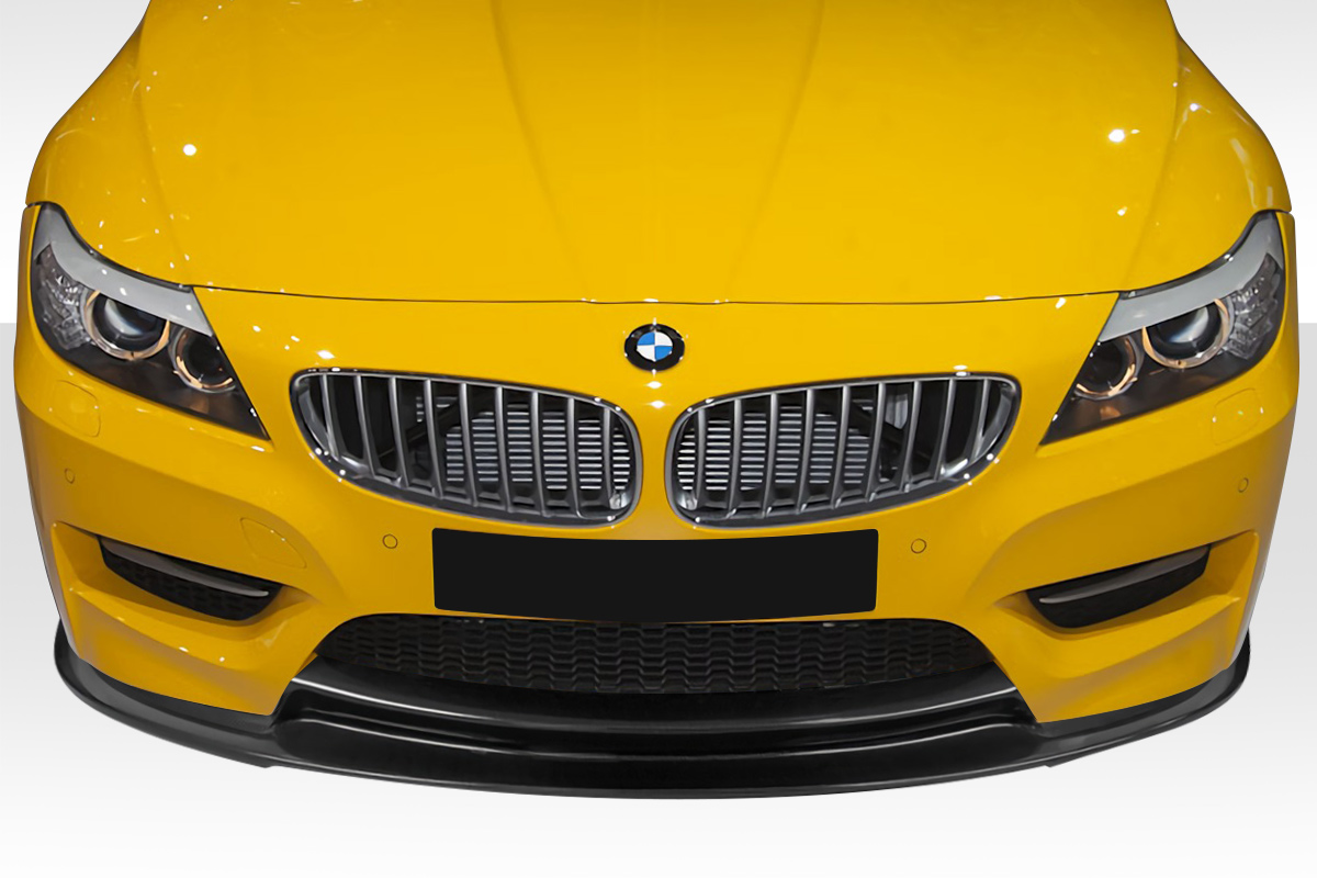 09 17 Bmw Z4 3ds Duraflex Front Bumper Lip Body Kit