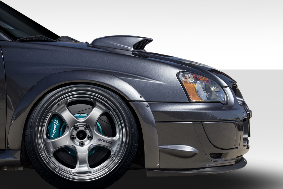 Welcome to Extreme Dimensions :: Inventory Item :: 2004-2005 Subaru Impreza WRX STI Duraflex ...