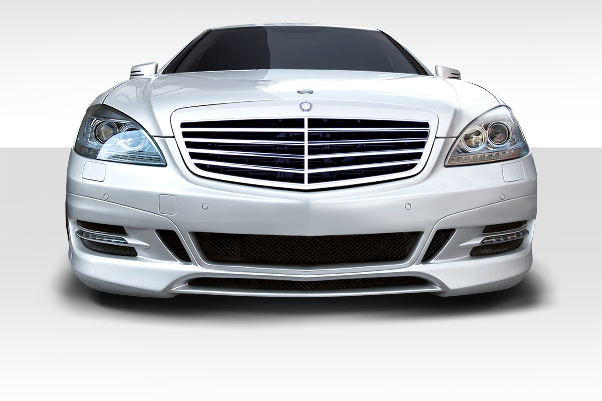 front bumper body kit for 2013 mercedes s class 2010 2013 mercedes s class w221 duraflex lr s. Black Bedroom Furniture Sets. Home Design Ideas